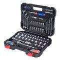 Workpro 101 pc ferramenta mecânica conjunto ferramenta de reparo do carro conjuntos de chaves de soquete catraca chaves de fenda kit ferramenta de combinação