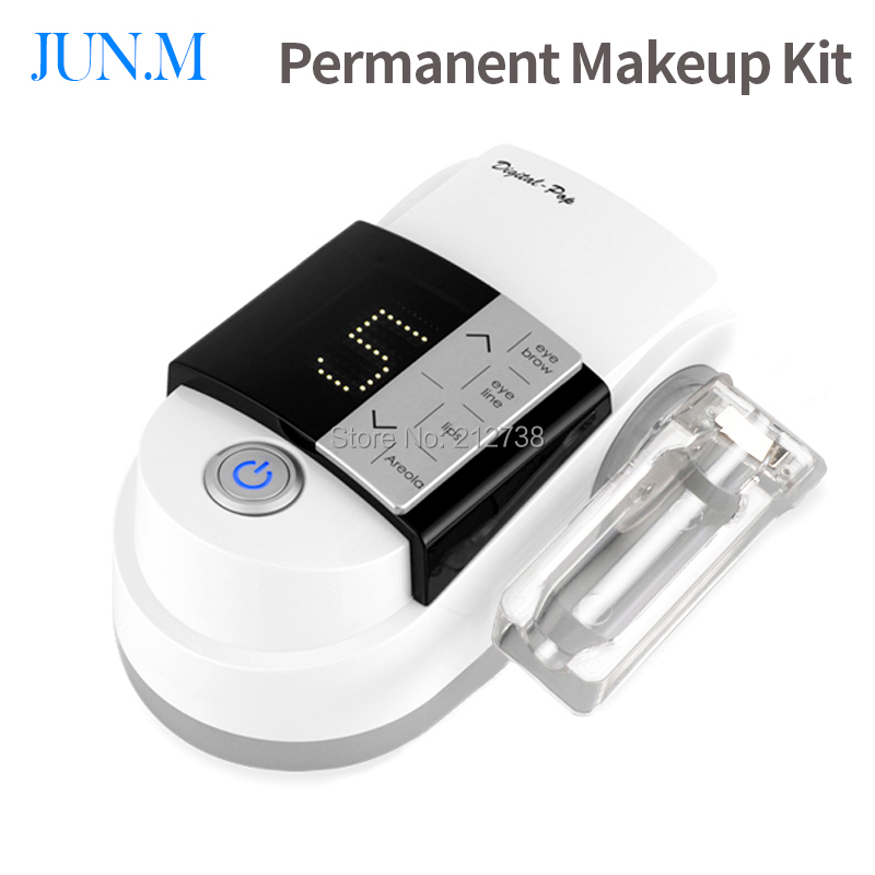 NEW Eyebrow Makeup Kits LCD Power Controller Kit Permanent Makeup Machine power panel Free Shipping 15w usb load usb resistor with fan rd industrial grade electronic load discharge battery test capacity adjustable current