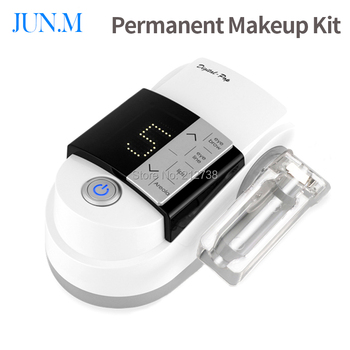 NEW Eyebrow Makeup Kits LCD Power Controller Kit  Permanent Makeup Machine power panel Free Shipping