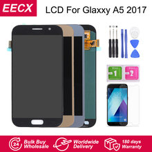 A5 2017 дисплей для Samsung Galaxy A520 LCD A520F A520F/DS SM-A520F LCD сенсорный экран дигитайзер для Samsung A5 2017 ЖК-дисплей