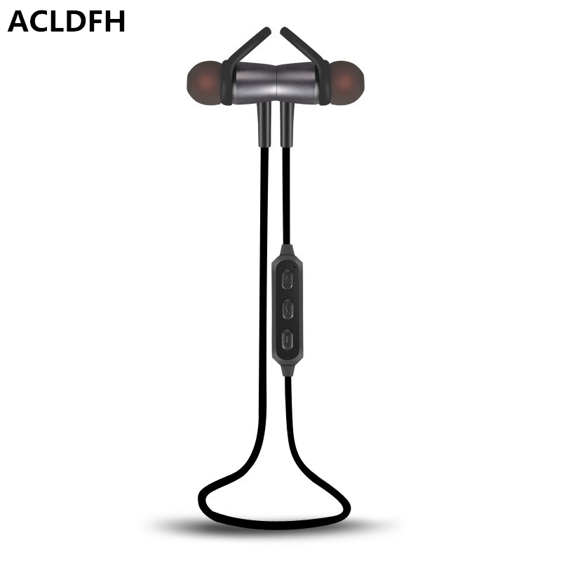 ACLDFH Auricolari Bluetooth Fone de ouvido Auricolari Bluetooth audifonos auricolare in-ear sport Bluetooth beatsstudio per iphone