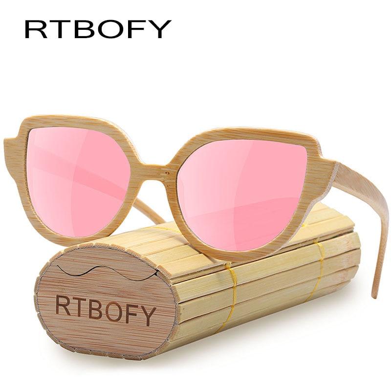f630d6a686a7a RTBOFY Projeto Homens Mulheres Polarizada Óculos De Sol Do olho de Gato Óculos  De Sol