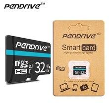 Lowest price micro sd card Black mini TF memory card 4GB 8GB 16GB 32GB 64GB 128GB microsd real capacity with retail package