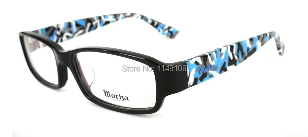 Latest fashion optical frames thick frame glasses anime glasses ...