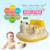 BBZY002 bebê sofá insuflação de ar, cadeira de bebé multifuncional criança cadeira de jantar/cadeiras de lavagem cadeira bumbo