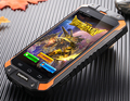 "2016 Оригинал 4.5 ""IPS GUOPHONE V9 IP68 Прочный Водонепроницаемый Телефон MTK6572 Android 4.4 512 МБ RAM 4 ГБ ROM WCDMA 3 Г Умный телефон"