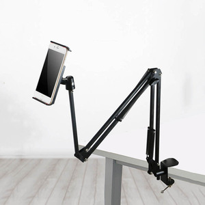 Image 5 - ARVIN Ayarlanabilir Tablet Tutucu Standı Için IPad Hava Mini Pro 3.5 10.6 Inç Esnek Dönen Salon Yatak Masaüstü Montaj için iPhone