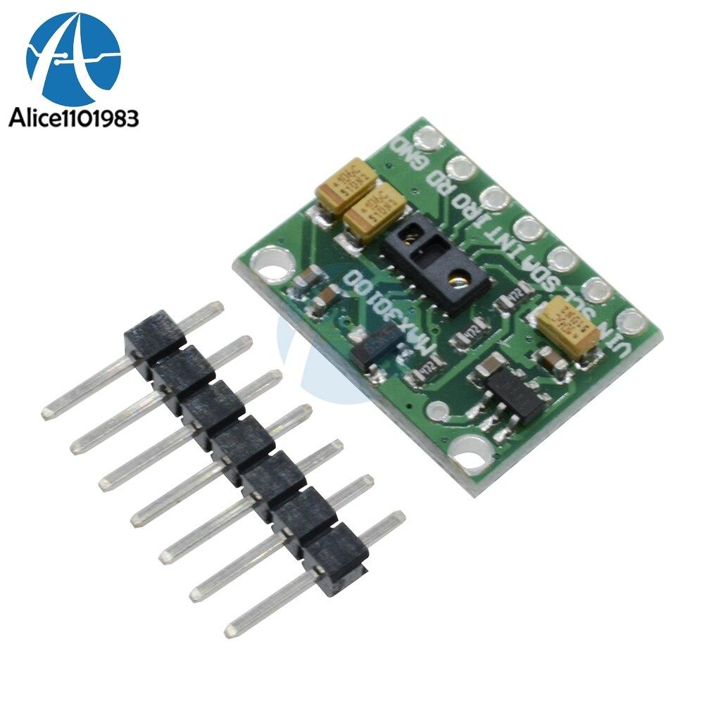 Max30100 Hartslag Klik Oximeter Pulse Sensor Pulsesensor Module Voor Arduino Diy Kit Elektronische Pcb Board Module