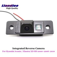 Liandlee For Hyundai Avante / Elantra XD HD 2000~2006~2010 Car Reverse Camera Rear View Backup Parking Camera / Integrated liislee for hyundai avante elantra hd 2006 2010 4 3 lcd monitor car rearview back up camera 2 in 1 car parking system
