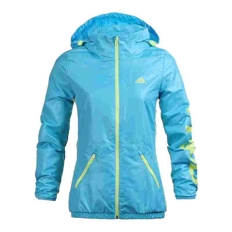 chaqueta deportiva mujer impermeable adidas