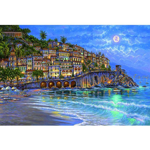 Landscapes Pattern Jigsaw Puzzles