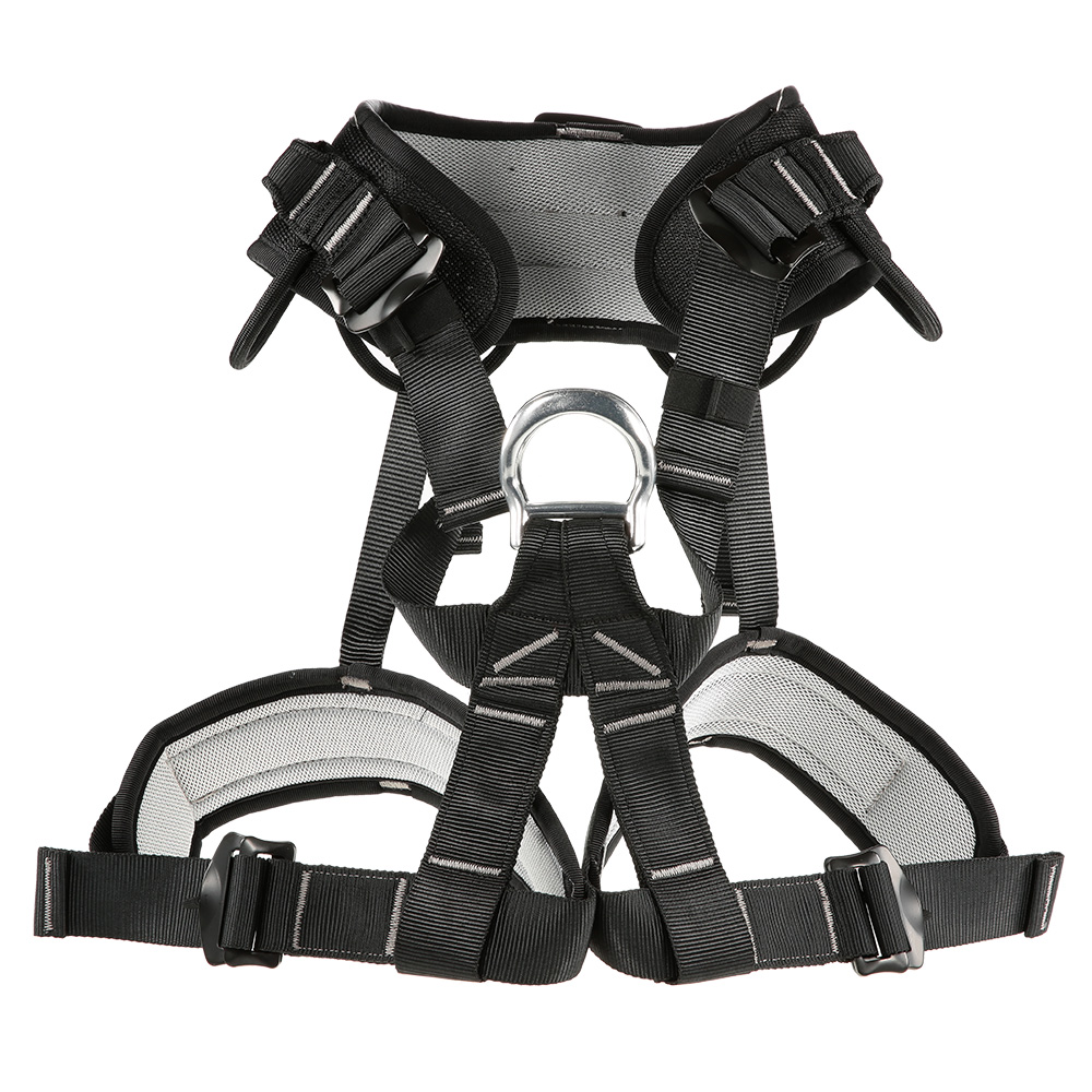 Outdoor Professional rock climbing mountaineering belt downhill rappel safety belt climbing equipment Rescue Tool