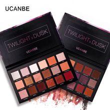 18 Color Shimmer Makeup Fantasy Palette Highly Pigmented Matte Waterproof Eyeshadow Nude Shining Shadow Paleta De Sombra