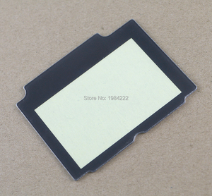 Image 4 - 50pcs/lot plastic screen lens cover for GameBoy Advance SP for GBA SP with adhesive