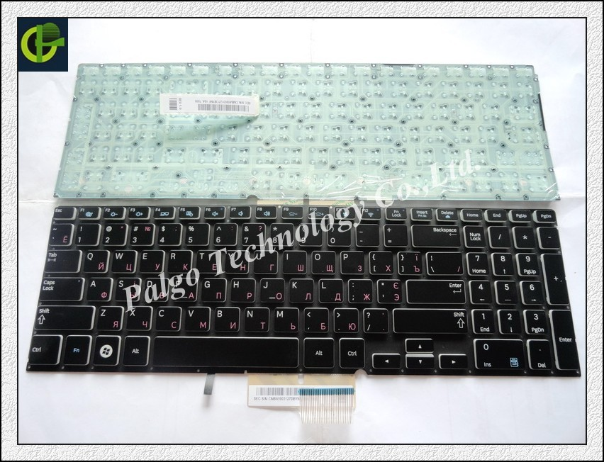 Russian Keyboard for Samsung NP700Z5A NP700Z5B NP700Z5C 700Z5A 700Z5B 700Z5C Black RU laptop keyboard laptop keyboard for gigabyte m1000 m1000n q1000c black ru russian