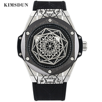 Мужской ремешок для часов didun часы Лидирующий бренд Buxury автоматические механические часы мужские модные бизнес часы противоударные 30 метро