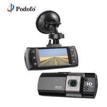 Podofo AT550 Car DVR Camera Novatek 96650 Full HD 1080P Video Registrator Recorder G-Sensor Black Box WDR & Night Vision Dashcam
