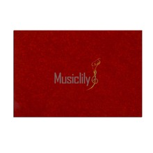 Pearl Red 4Ply 11.5×17 inch Guitar Bass Blank Plate Pickguard Custom Sheet Material