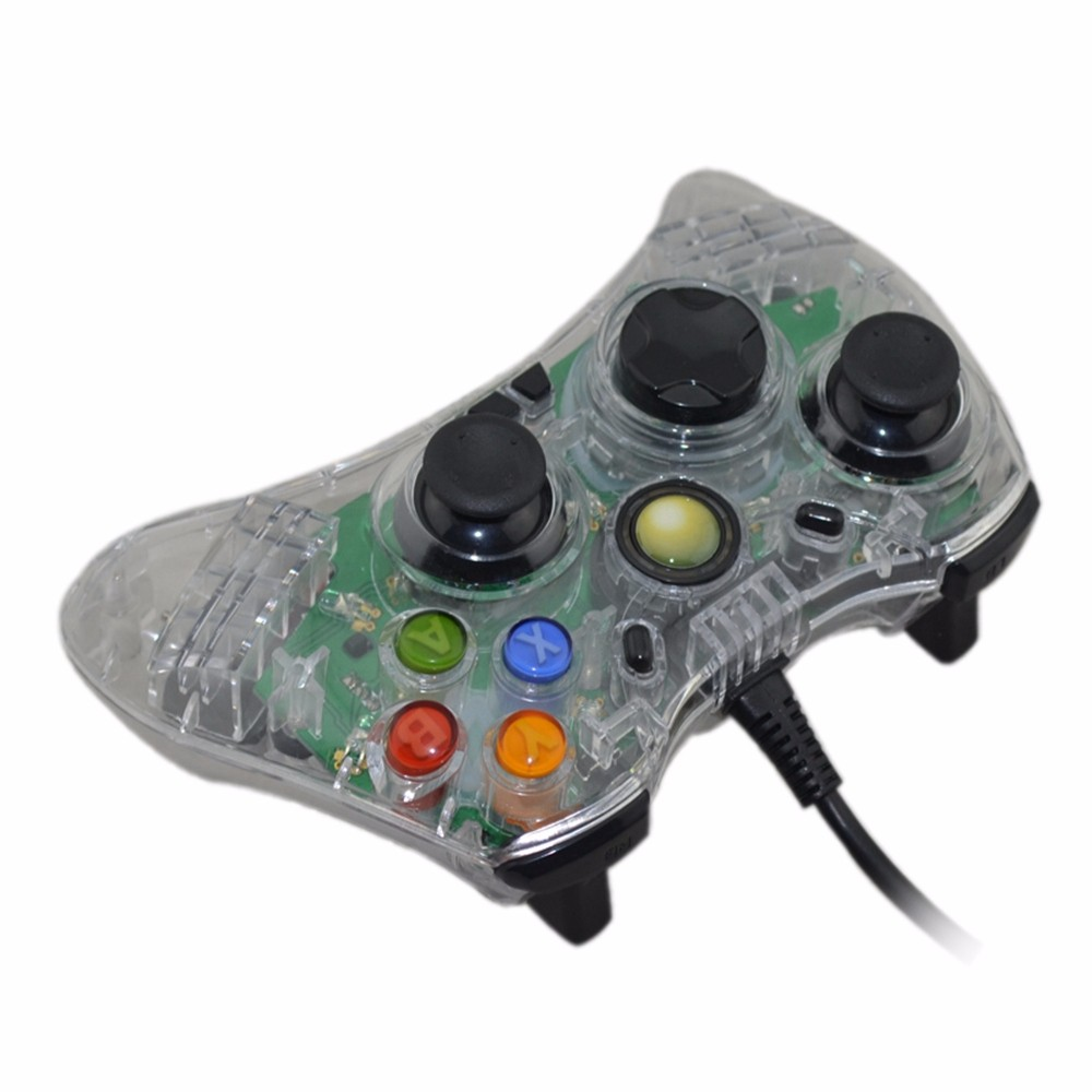 Wired USB PC for xbox360 Controller Vibration Game Controller ...