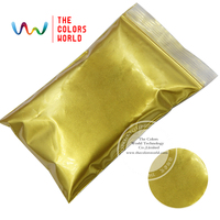 TCWB176 צבע זהב קסם אפקט מראה פיגמנט אבקה או לק ג 'ל הציפורניים אמנות ציפורן או קישוט DIY אחרים