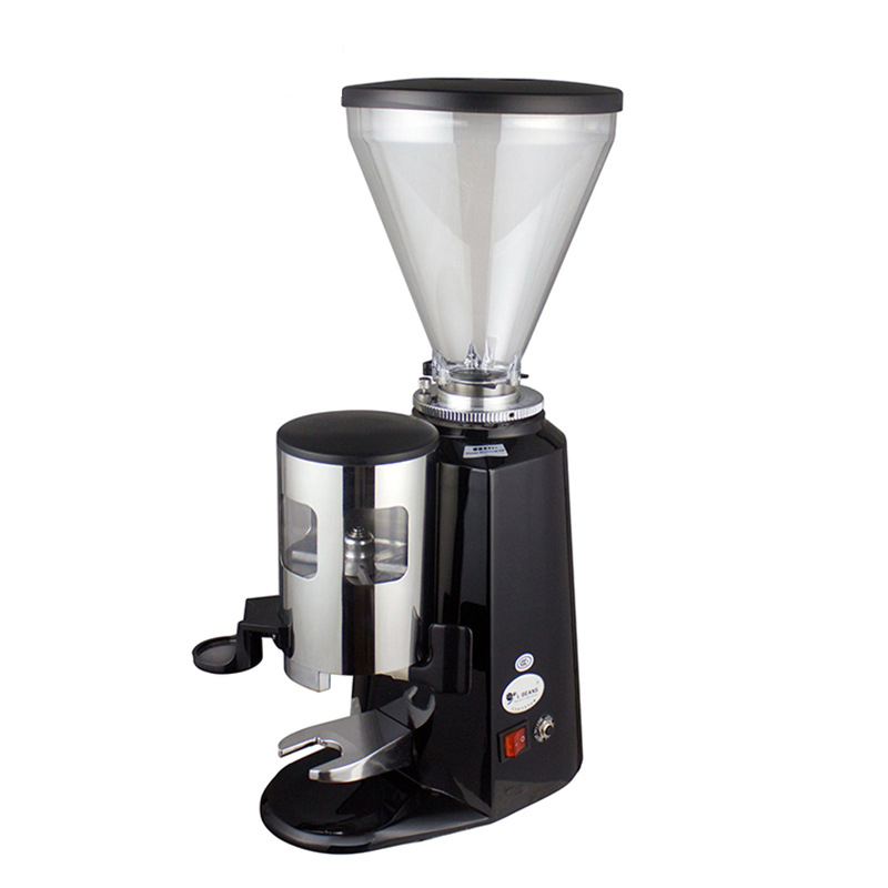 FREE SHIPPING Commercial Electric Coffee Grinder Machine coffee millling grinder  Coffee Bean Grinder 220V electric coffee grinder electrical coffee beans bean grinder 220v coffee mill electric coffee maker machine high quality