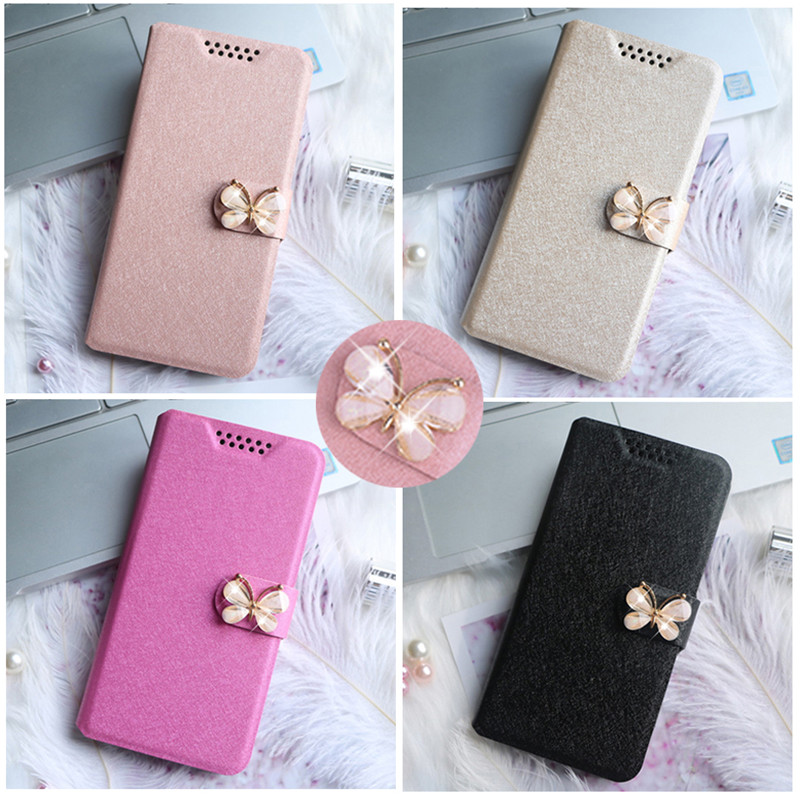 Wallet Leather Case for <font><b>Sony</b></font> <font><b>Xperia</b></font> E2 <font><b>E3</b></font> E4 E4G E5 E6 Dual D2203 D2243 D2202 D2206 <font><b>D2212</b></font> Luxury Flip Phone Bag Cover Cases image