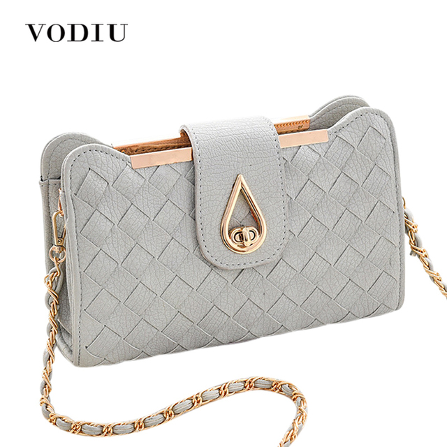 Women Bags Leather Tote Over Shoulder Sling Messenger Crossbody 2017 Hot  Sale High Quality Quilted Chain Clutch Female Handbags 0b3ae9e692bbb
