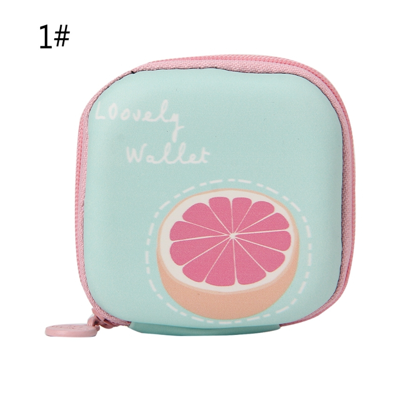 Cute Women Girl Leather Mini Wallet Card Holder 2017 Fashion New Zip Coin Purse Clutch Handbag Small Headset Bag Lovely 8 Colors thinkthendo fashion women children coin purse wallet faux leather change bag zip mini pouch bag handbag 2017 new cute 7 colors