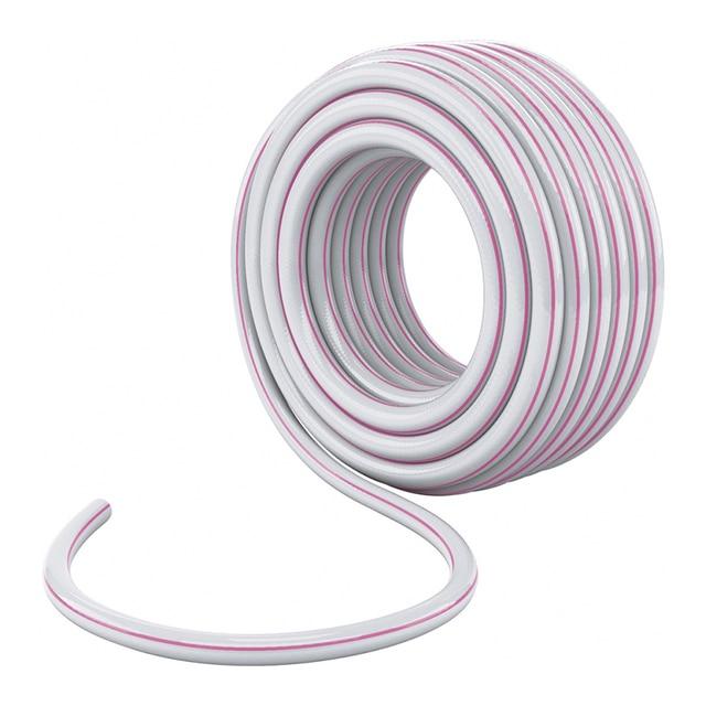 Шланг армированный PALISAD 67614 (ПВХ, диаметр 1/2 дюйма, 12.7 мм, длина 50 м, давление 18 бар, вес 7 кг)