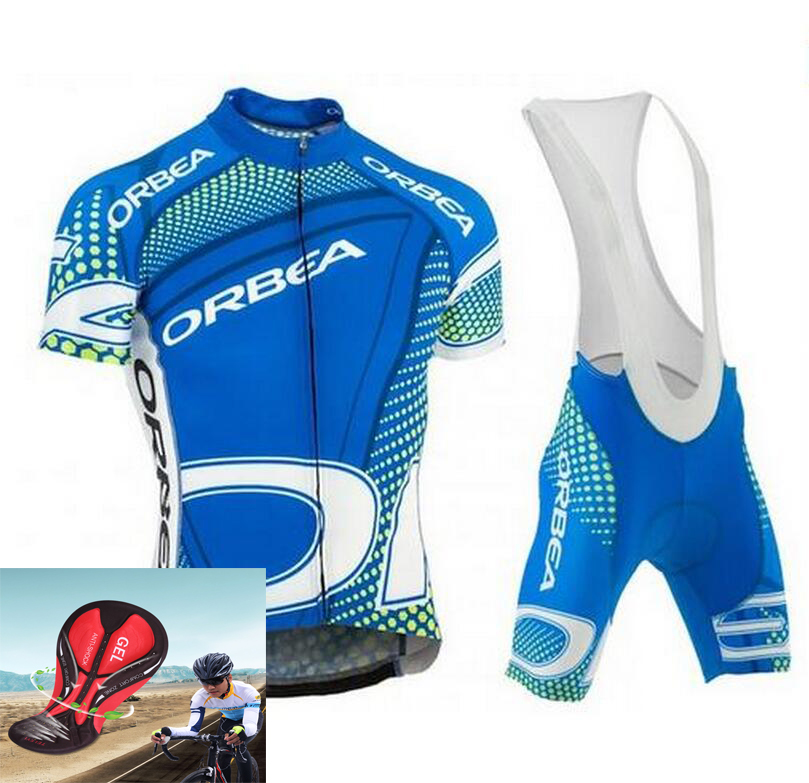 new orbea cycling bike bicycle jersey dress sportwear ropa ciclismo number 2015 summer