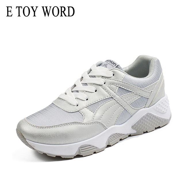 E TOY WORD 2019 Spring New Designer platform sneakers women shoes Tenis Feminino Casual Ladies Shoes Woman Basket Femme