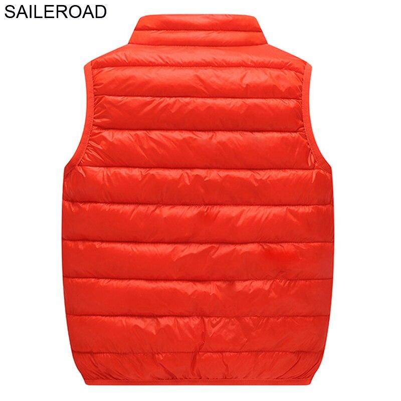 vest ORANGE