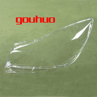 transparent lampshade lamp shade front Headlight shell cover For Buick Regal 09 12 2pcs