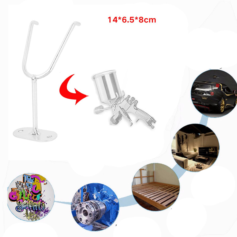 High Quality Stand Support Booth Cup Alloy Mini Silver Holder Hook
