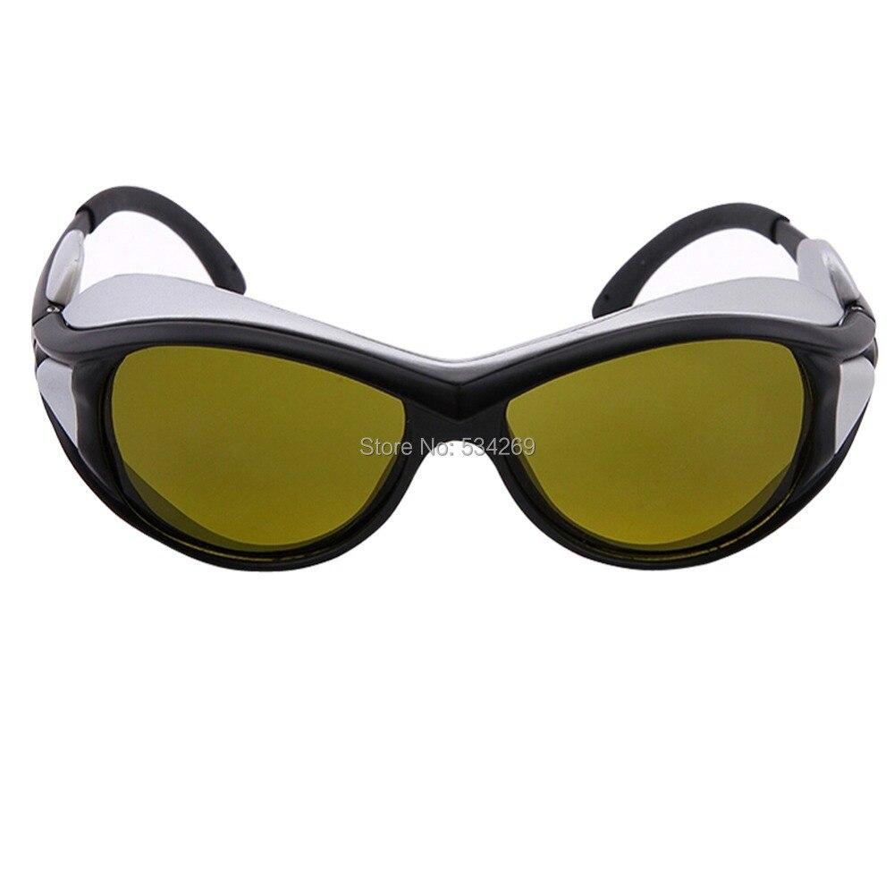 BDJK YH-2B Laser Safety Goggles 1064nm Typical Wavelength, OD 5+, YAG Laser Eye Protective Glasses sacndre10 digital galvanometer wavelength 1064nm yag laser module use xy2 100 protocol