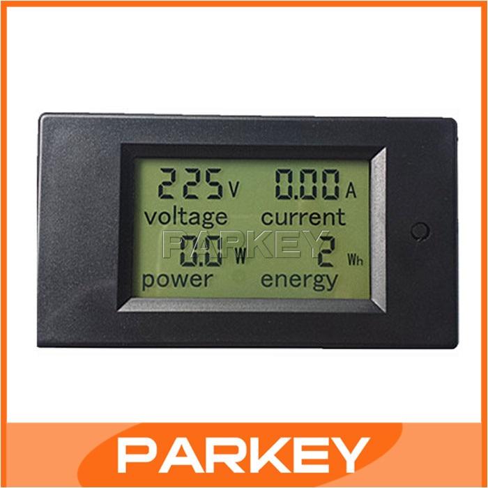 Multifunction Meter 96x96 : Multifunction energy metering ac power monitor meter