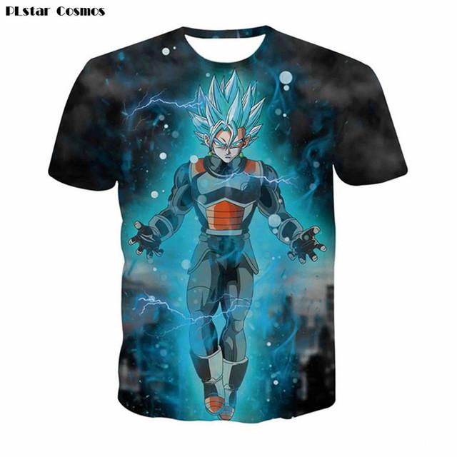 T Shirt 3D Anime