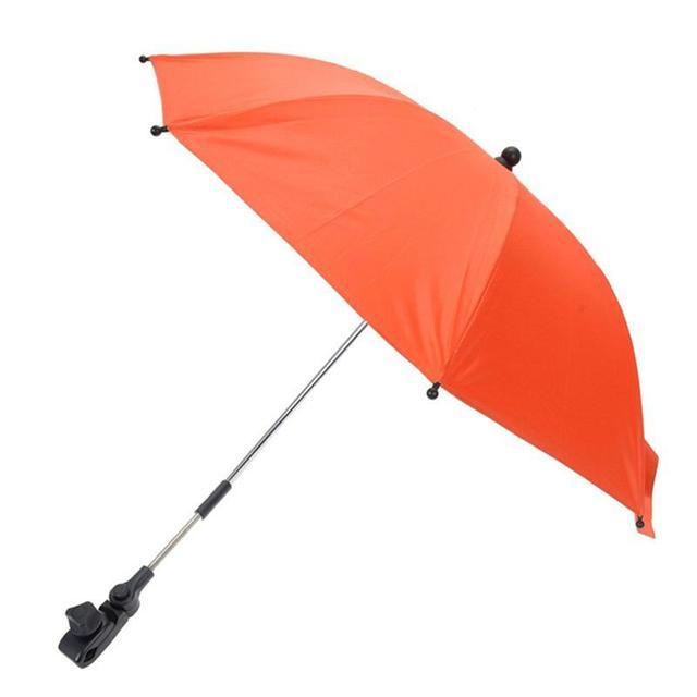 Luoem Adjustable Payung Dan Pemegang Perlindungan Sinar Uv Payung