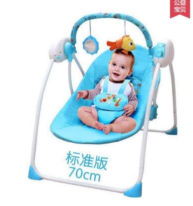 Automatische Schommel Baby.Us 96 39 32 Off Gouden Frame Elektrische Baby Schommelstoel Schommel Automatische Wieg Bed Plakkaten Baby Mp3 Opknoping Stoel Baby In Gouden Frame