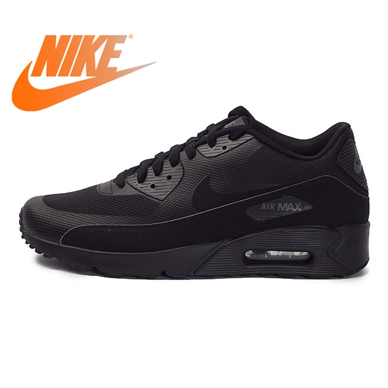 cheap for discount 485e2 622b0 US $51.22 73% OFF|Original Authentic NIKE AIR MAX 90 Men's Running Shoes  Sneakers Rubber Breathable Lace Up Nike Shoes Men Comfortable 875695-in ...