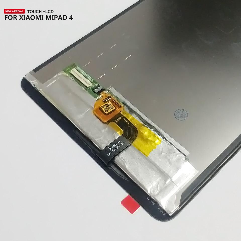 Pour xiaomi mi pad 4 mi pad 4 écran LCD + écran tactile numériseur remplacement pour xiaomi mi pad 4 LCD - 5