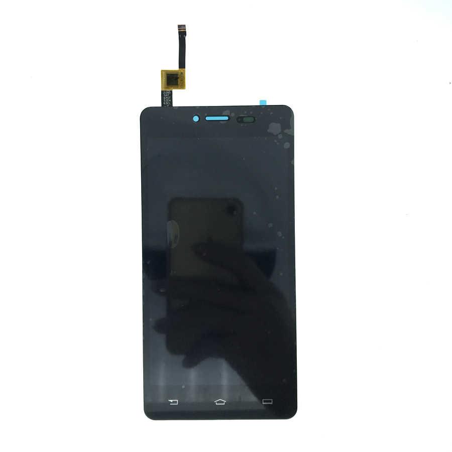 NEW in สต็อก 5.0 นิ้วสำหรับ Philips S326 จอแสดงผล LCD + หน้าจอสัมผัสแผงกระจกเปลี่ยนหมายเลขติดตาม