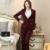 De dos Piezas de Damas Diseños De Uniformes de Oficina Mujer Trajes de Negocios Formal Traje Pantalón Chaqueta de Color Rojo Para El trabajo