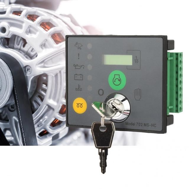Deep Sea Electronic Generator Controller Module Control Panel Generator Parts and Accessories DSE702MS-HC