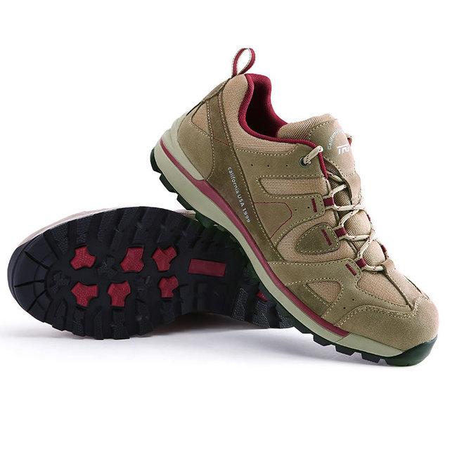 TFO men hiking shoes outdoor sport sneakers climbing mountain waterproof warming hiking shoes fishing camping 2018 new