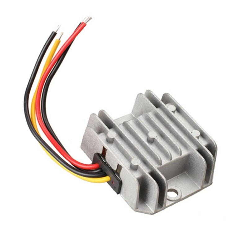 Car Auto DC-DC Converter Step-Down Buck Module 12V/24V to 5V 10A 50W Professional Car Power Inverter
