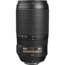 Nikon 70-300 ED VR Lens Nikkor AF-S 70-300mm f/4.5-5.6G ED-IF VR Professional Dslr Lenses