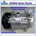7H15 Auto A/C Compressor for DEUTZ, JCB OEM 7H15-S8220
