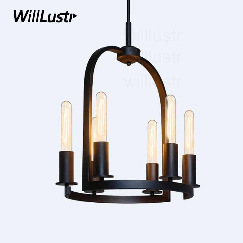 vintage candle hanging lighting retro style antique <font><b>pendant</b></font> lamp industry loft Dining Room restaurant loft <font><b>Bar</b></font> suspension <font><b>Light</b></font> image