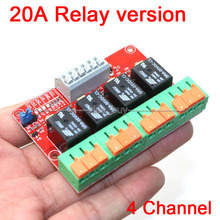 8 Channel 20A Relay Control Module high / low level 8ch Controller for_Arduino UNO MEGA2560 R3 Raspberry Pi b+ power